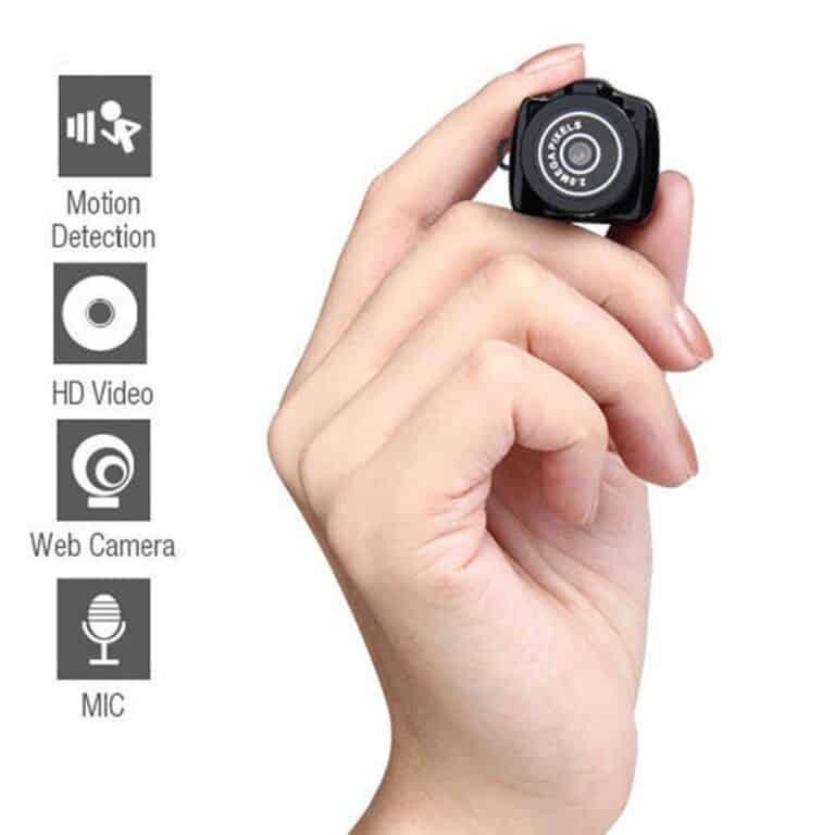 Smallest Mini Camera Camcorder HD 1080p