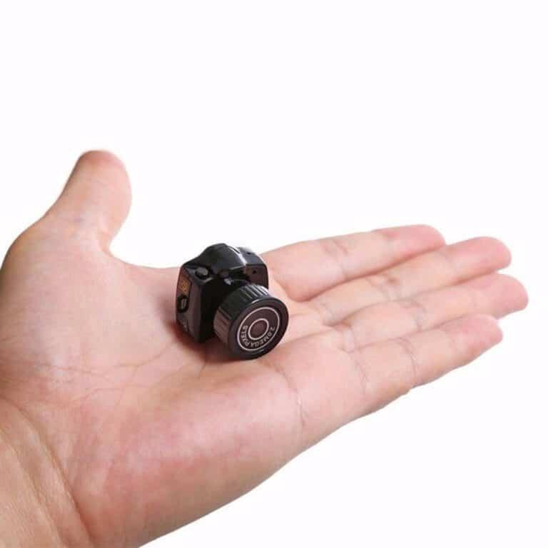 Smallest Mini Camera Camcorder Tiny Recording Device