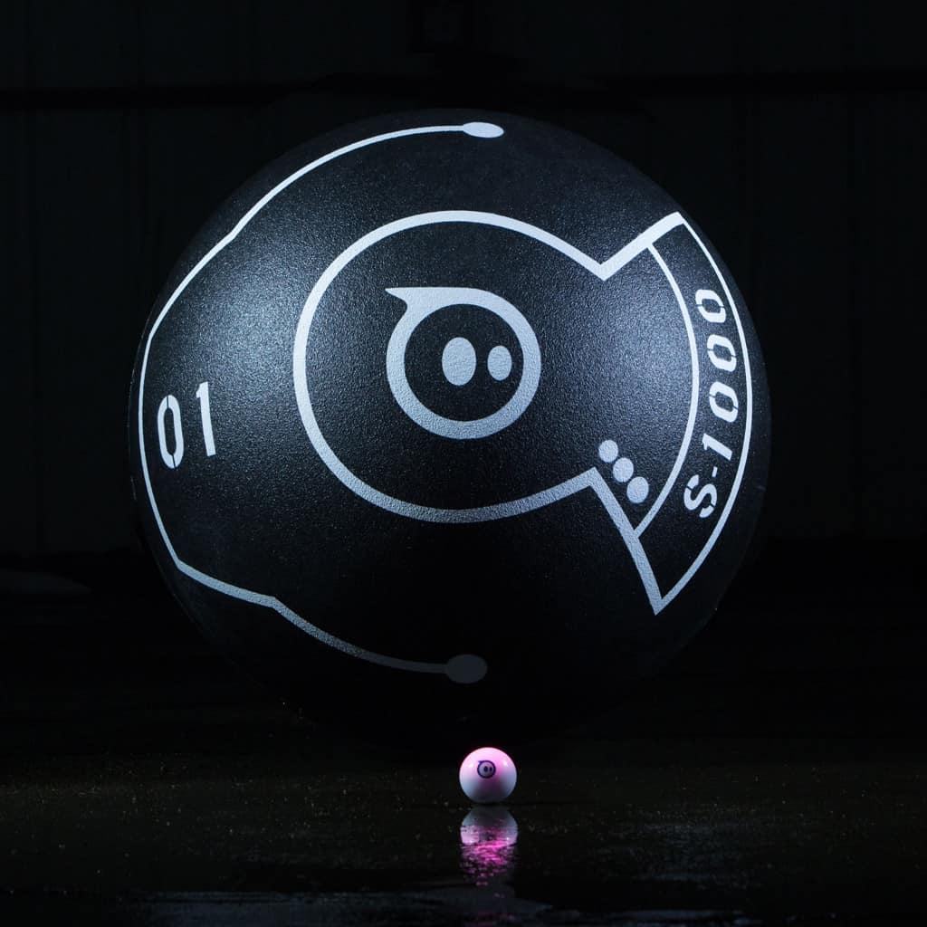 Sphero Peacekeeper Comparison to normal Sphero
