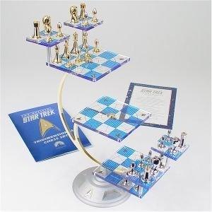 Star Trek Tri-Dimensional Chess Complete Set