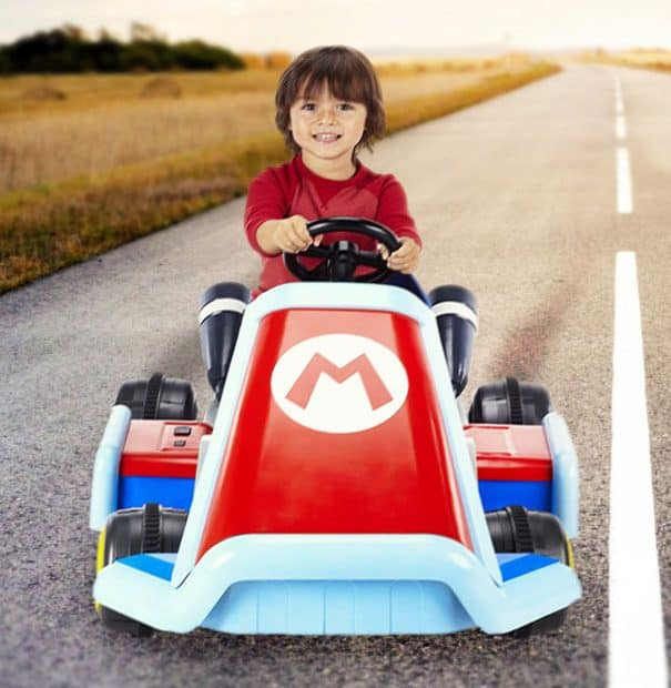 Are your Mario carting days really over?