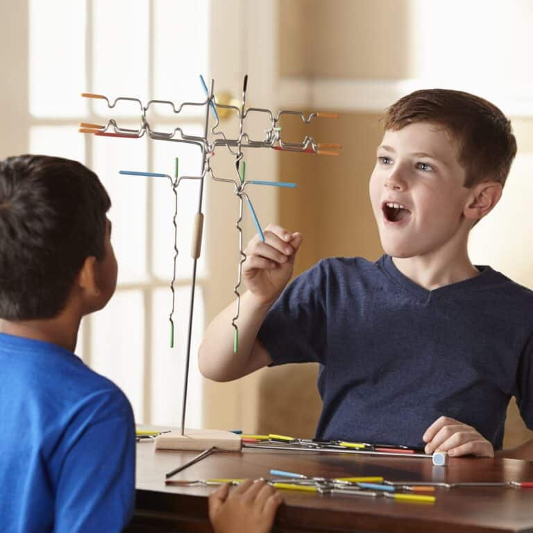 Suspend Balance Game Engaging Skill Activity For Kids