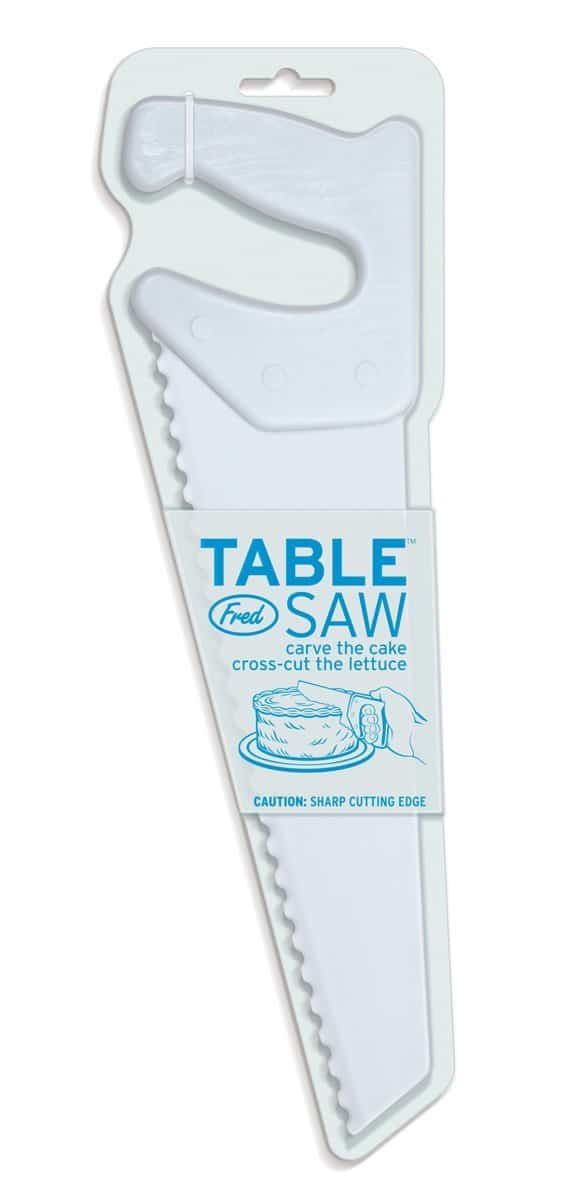 Table Saw Cake Slicer White Package