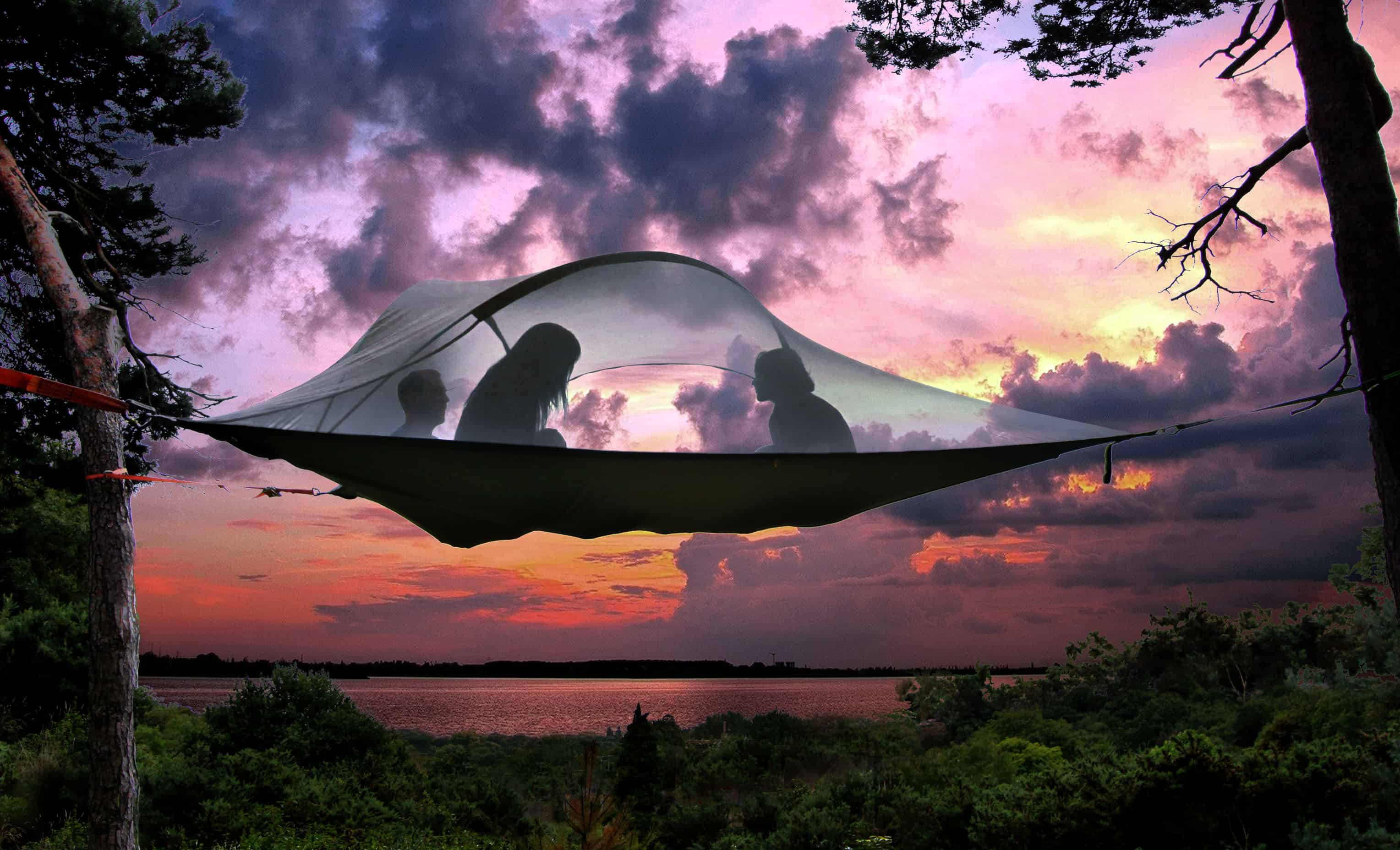 Tentsile Stingray tent Tree tent Outdoor