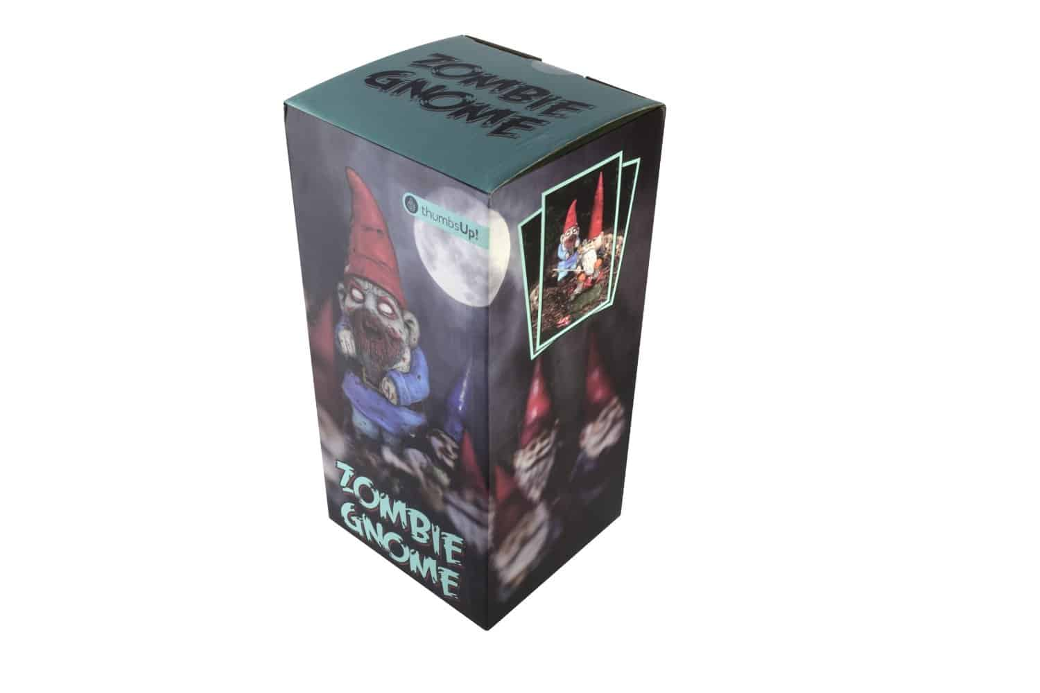 Thumbs Up! Zombie Garden Gnome Box