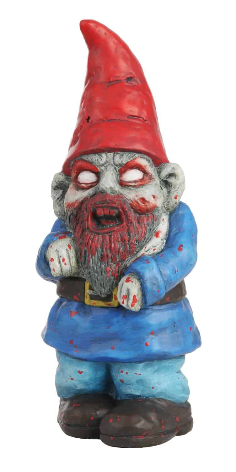 Thumbs Up! Zombie Garden Gnome Funny Zombie