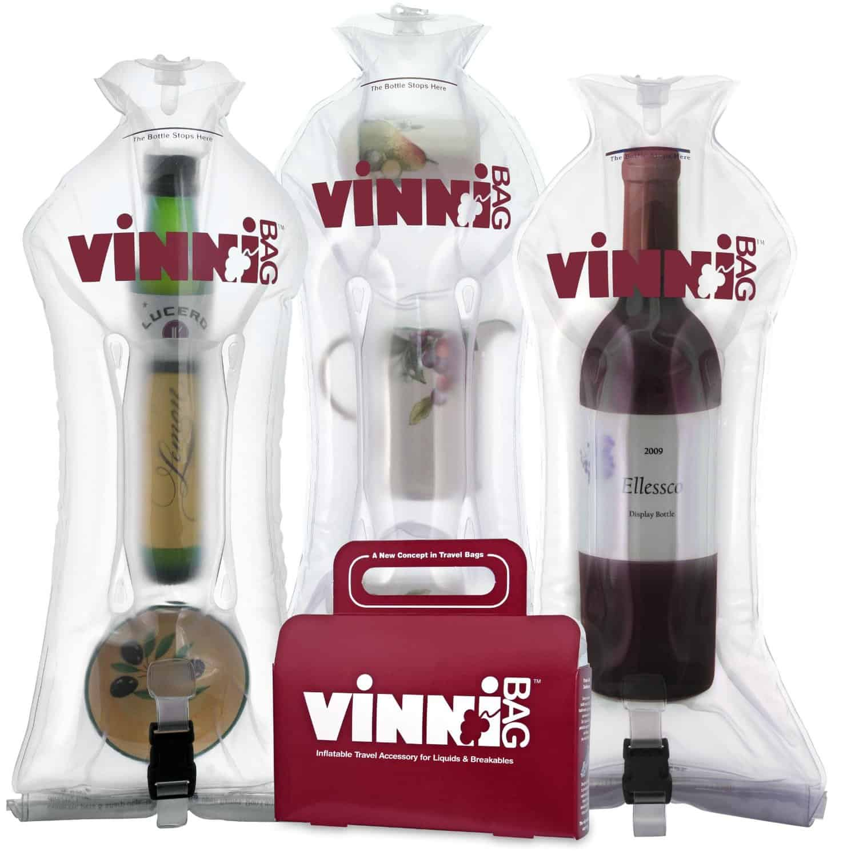 Vinnibag Travel Bag Display