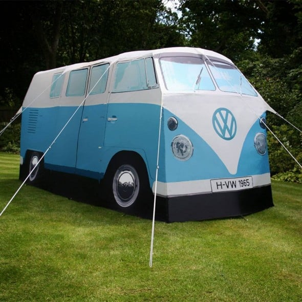 The only tent for the real Volkswagen fan.