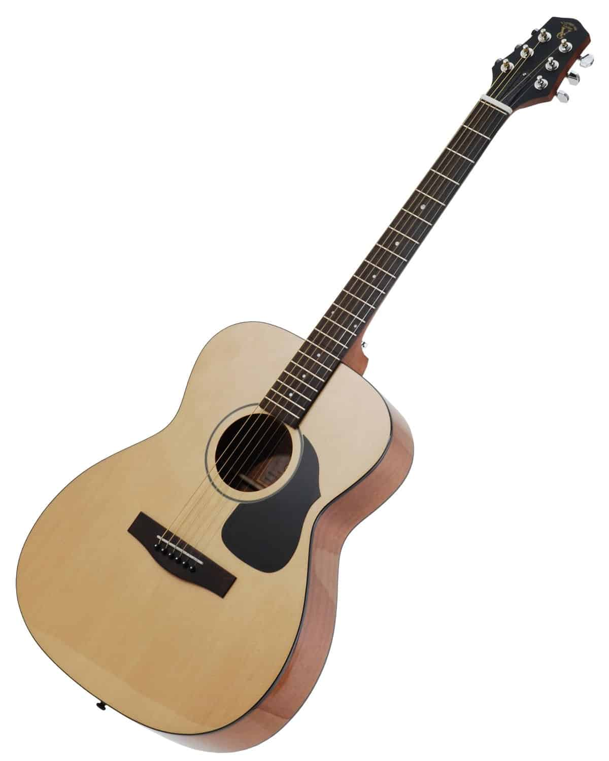 Voyage-Air Transit Series VAOM-02 Folding Orchestra Model Acoustic Guitar Unfolded