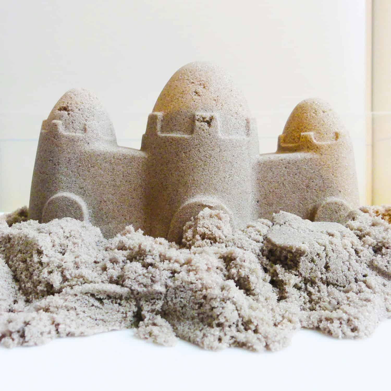 Waba Fun Kinetic Sand Castle