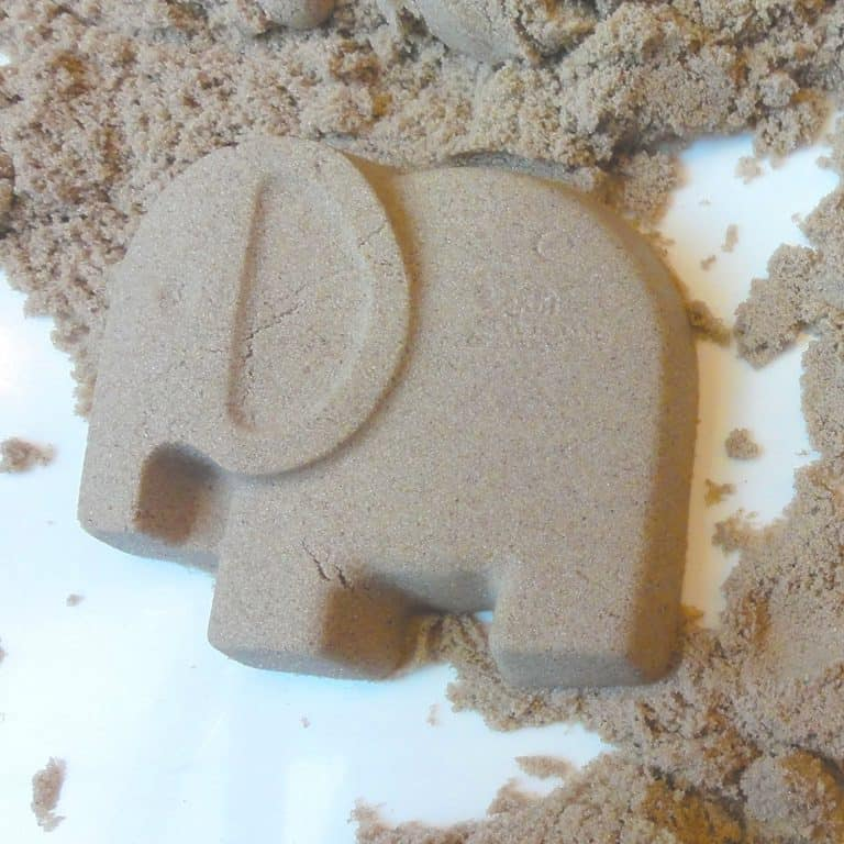 Waba Fun Kinetic Sand Elephant Sand