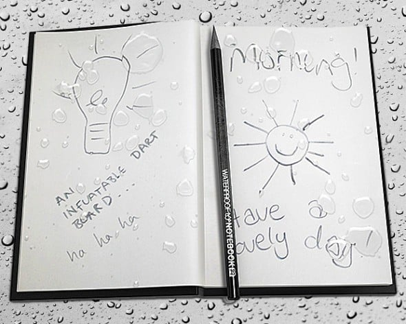 Waterproof-Notebook-Cool-Gift-Idea-For-Kids