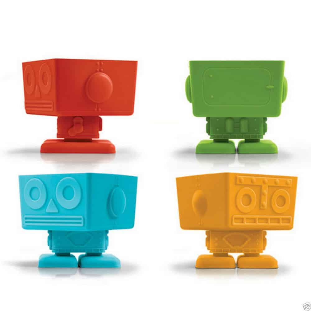 Yumbots Cupcake Holder Assorted Colors