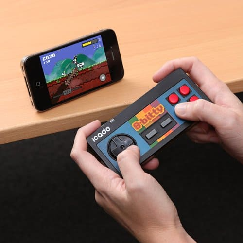 iCade 8-Bitty – Retro Wireless Game Controller for iPhone iPad Android