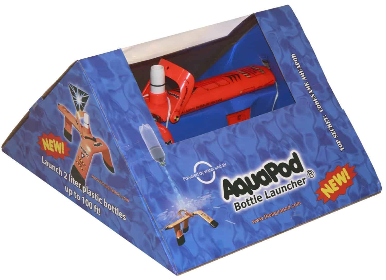 Aquapod Bottle Launcher Box