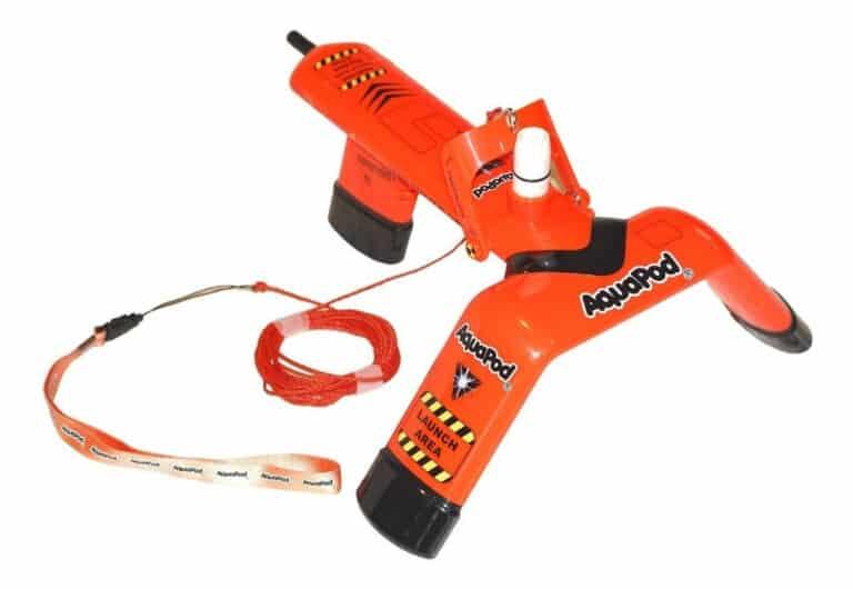 Aquapod Bottle Launcher Cool Backyard Toy