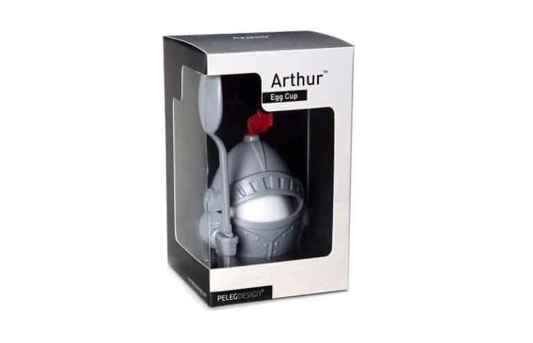 Arthur Boiled Egg Cup Holder Box Packaging