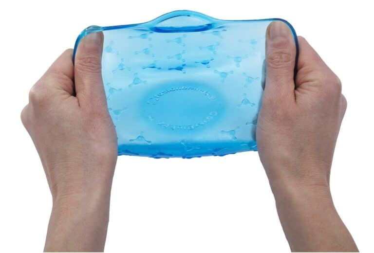 Cover Blubber Food Wrapper Blue Stretchable Fruit Wrapper