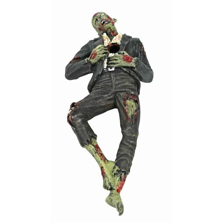 Design Toscano Impaled Zombie Desk Accessory Lying Down