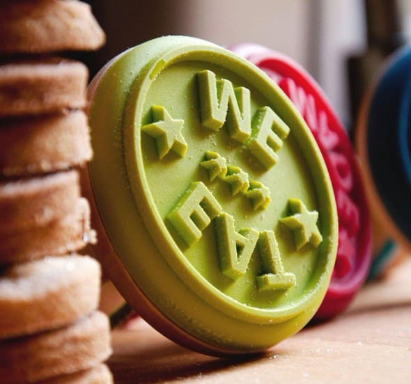 Eat Me Cookie Stamper Cool Kitchen Accessory to Buy Mom