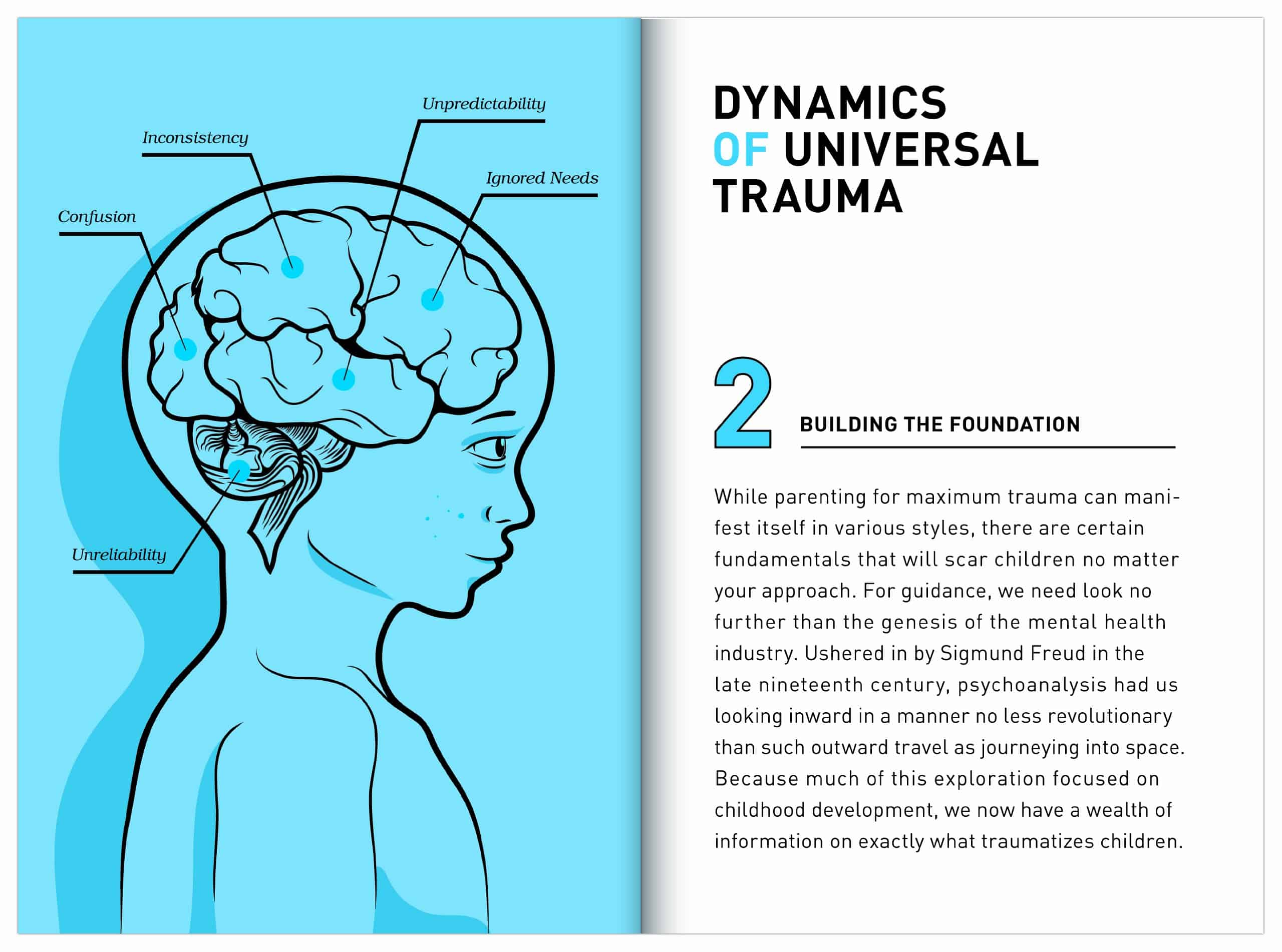 How to Traumatize Your Children 7 Proven Methods Dynamics of Universal Trauma
