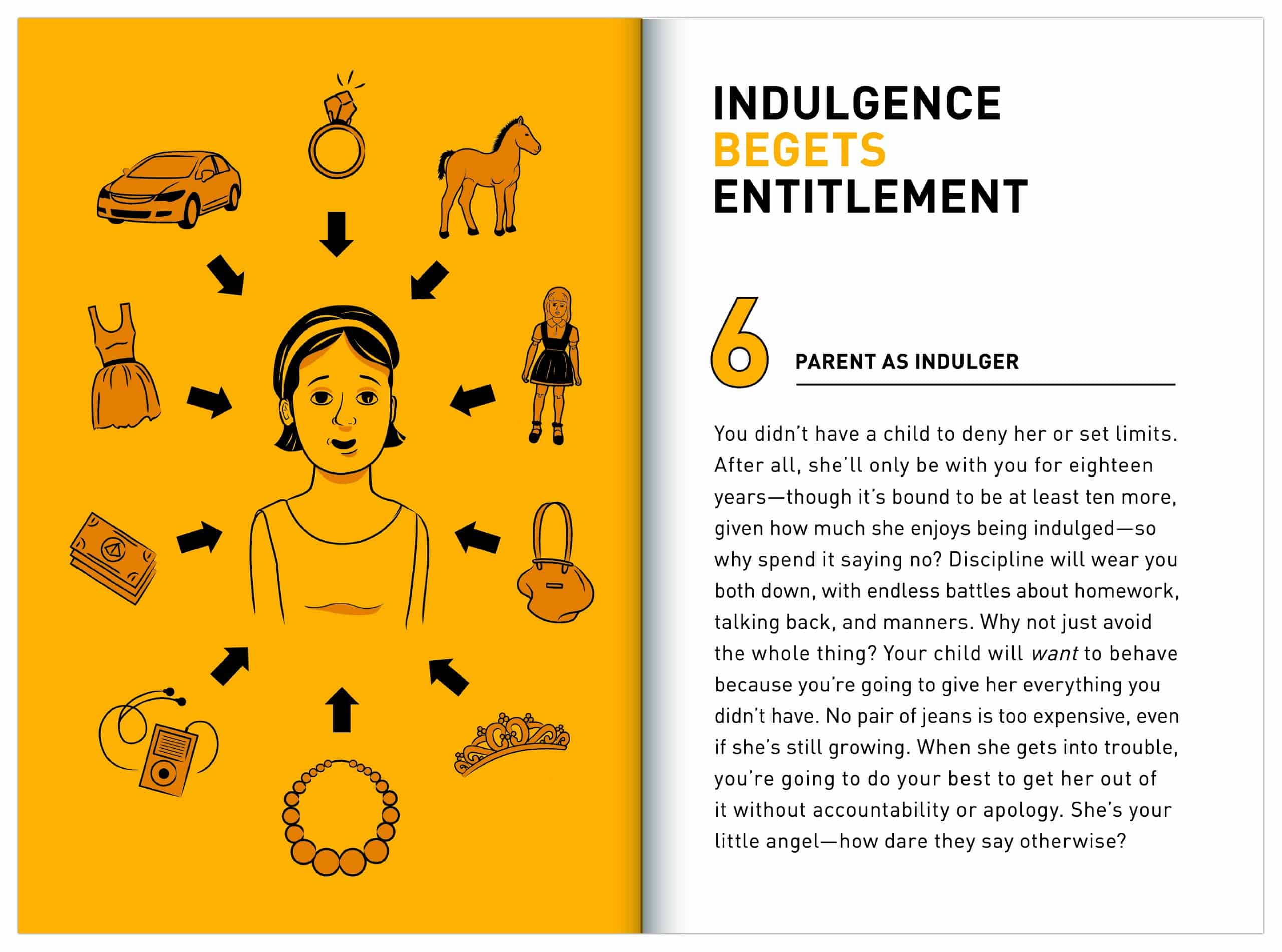 How to Traumatize Your Children 7 Proven Methods Indulgement begets Entitlement