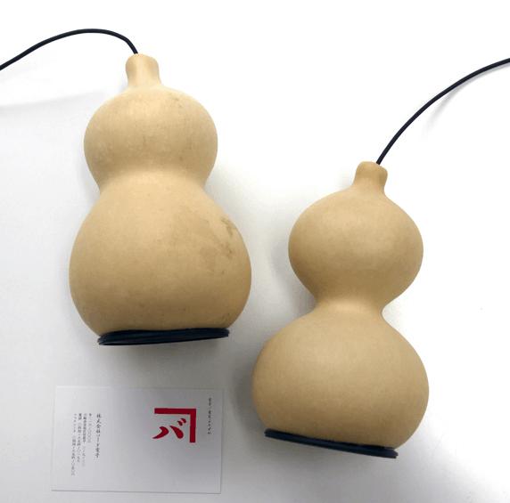 Hyoutan Gourd Speakers Novelty Item