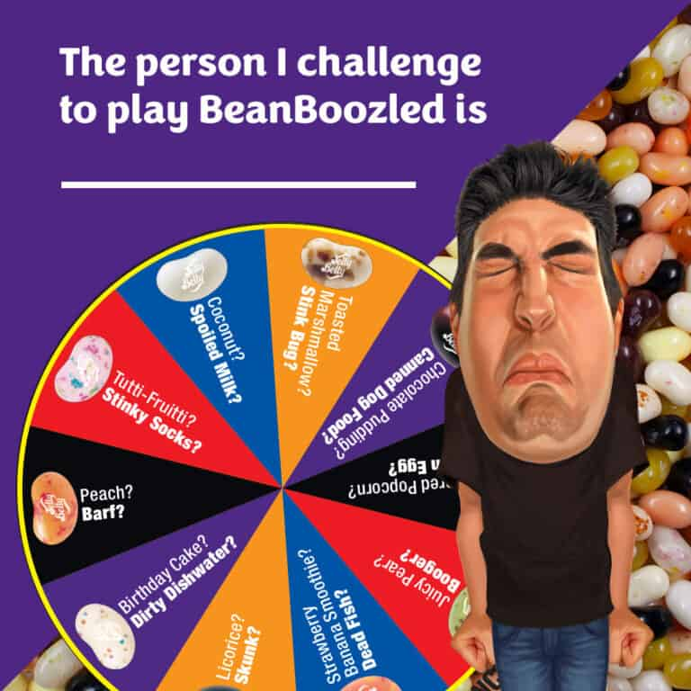 Jelly Belly Beanboozled Mystery Bean Fun Family Game