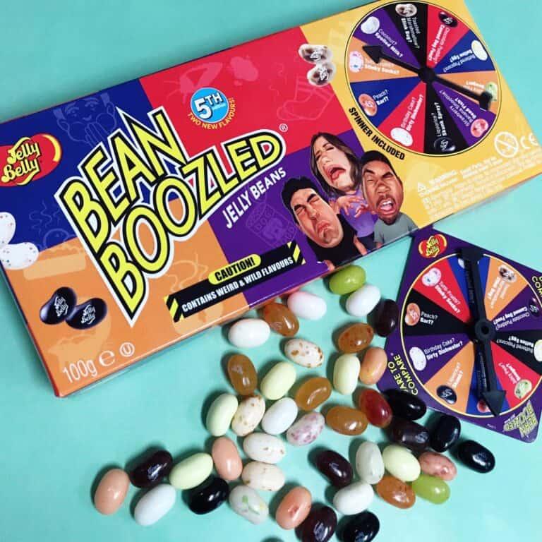 Jelly Belly Beanboozled Mystery Bean Funny GIft Idea