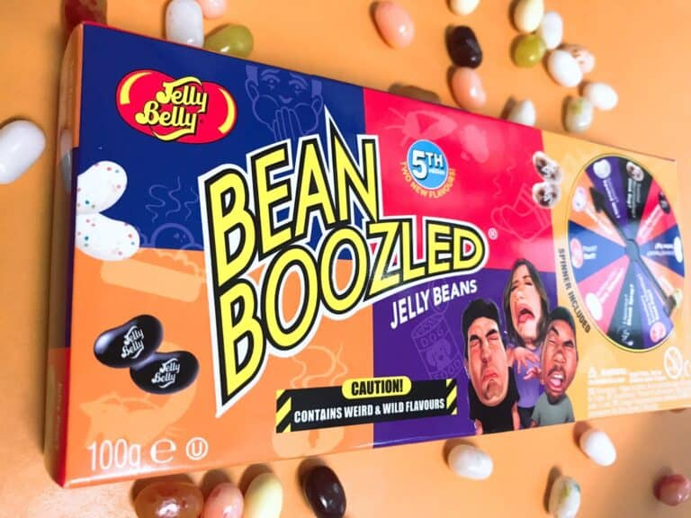 Jelly Belly Beanboozled Mystery Bean Weird And Wild Flavors