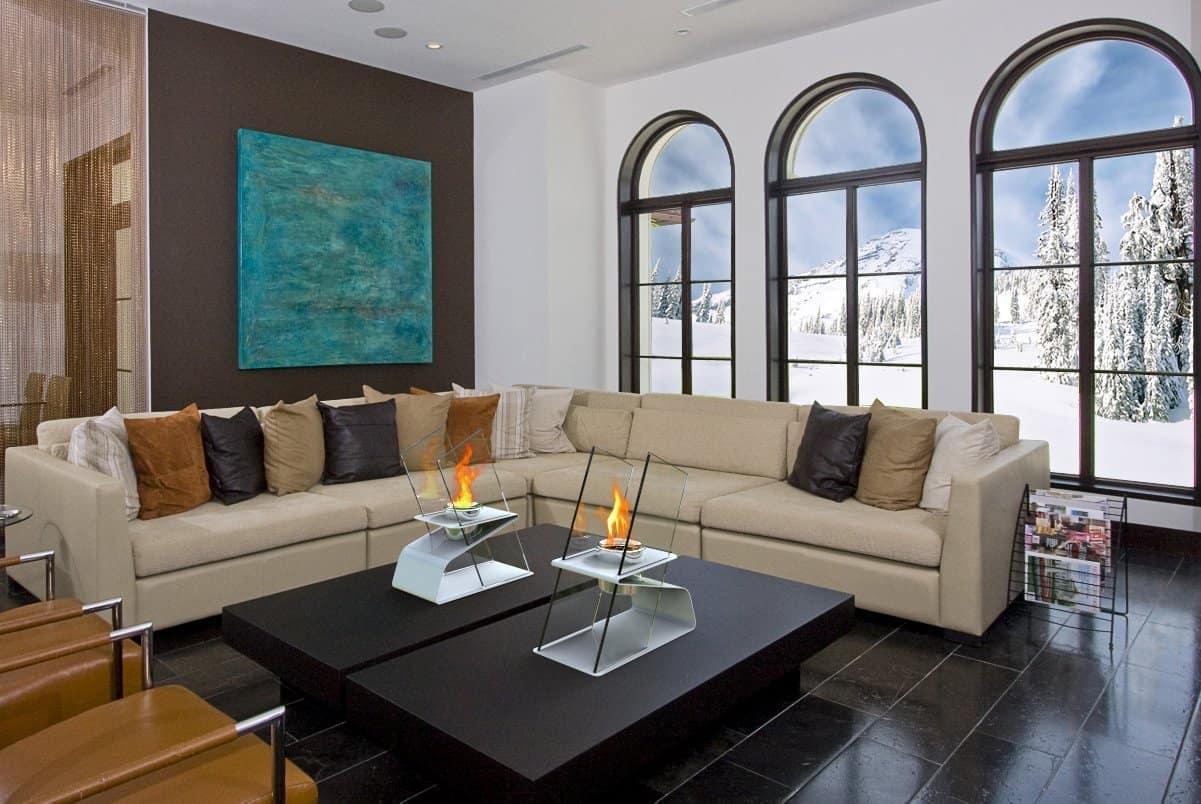 Kaskade IndoorOutdoor Fireburner Lounge