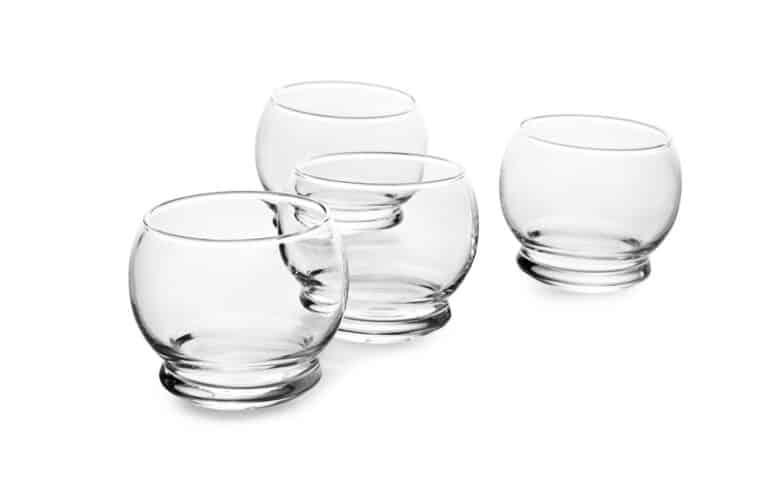 Normann Copenhagen Rocking Glasses Novelty Bar Items