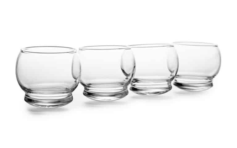 Normann Copenhagen Rocking Glasses novelty cups