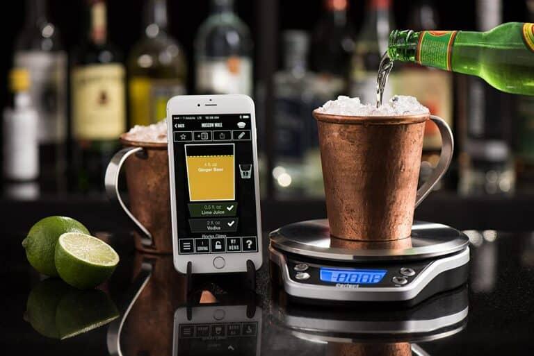 Perfect Drink Pro Bartending Smart Scale Bartender Gift Idea