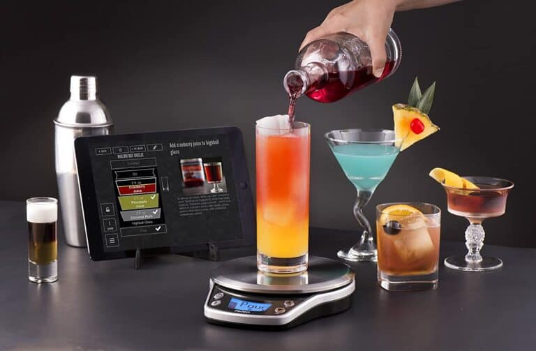Perfect Drink Pro Bartending Smart Scale Mix Cocktail at Home