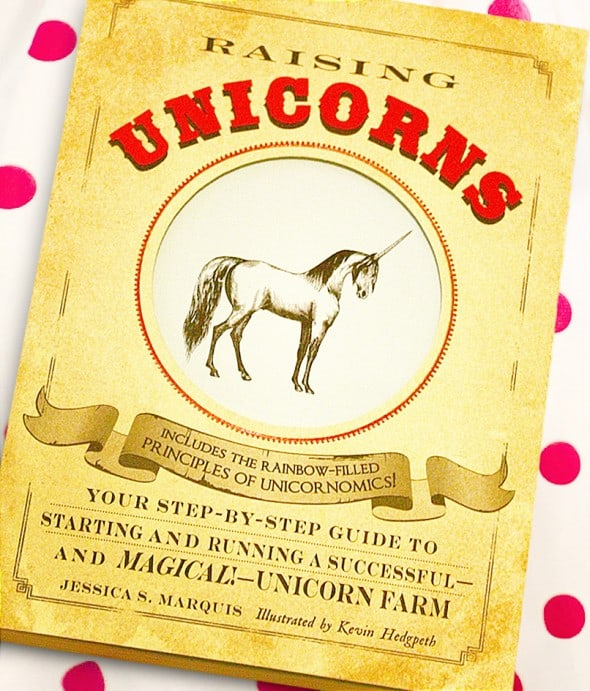 Learn more about the lucrative business of unicorn farming.