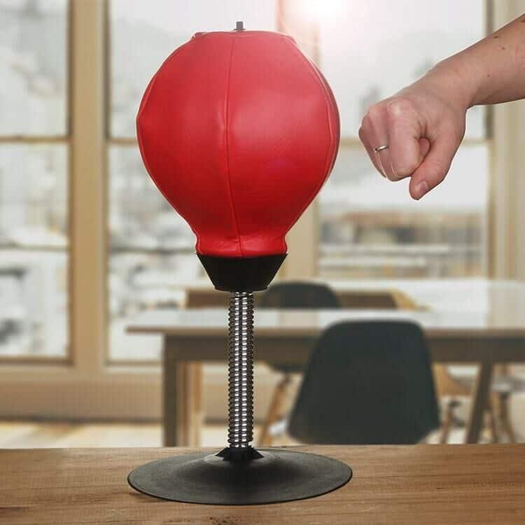 Stress Buster Desktop Punching Ball Funny Office Gift Idea