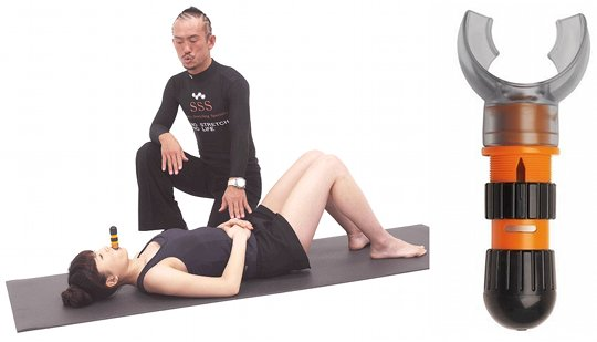 Stretching Breath Training Mouthpiece Instructor Weird Stuff
