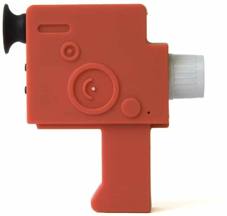 Swimming Fly Day Tripper 8mm Camera Toy Gift