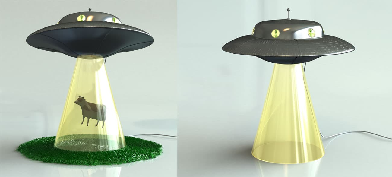 Ufo Alien Abduction Lamp Noveltystreet Interiors Inside Ideas Interiors design about Everything [magnanprojects.com]