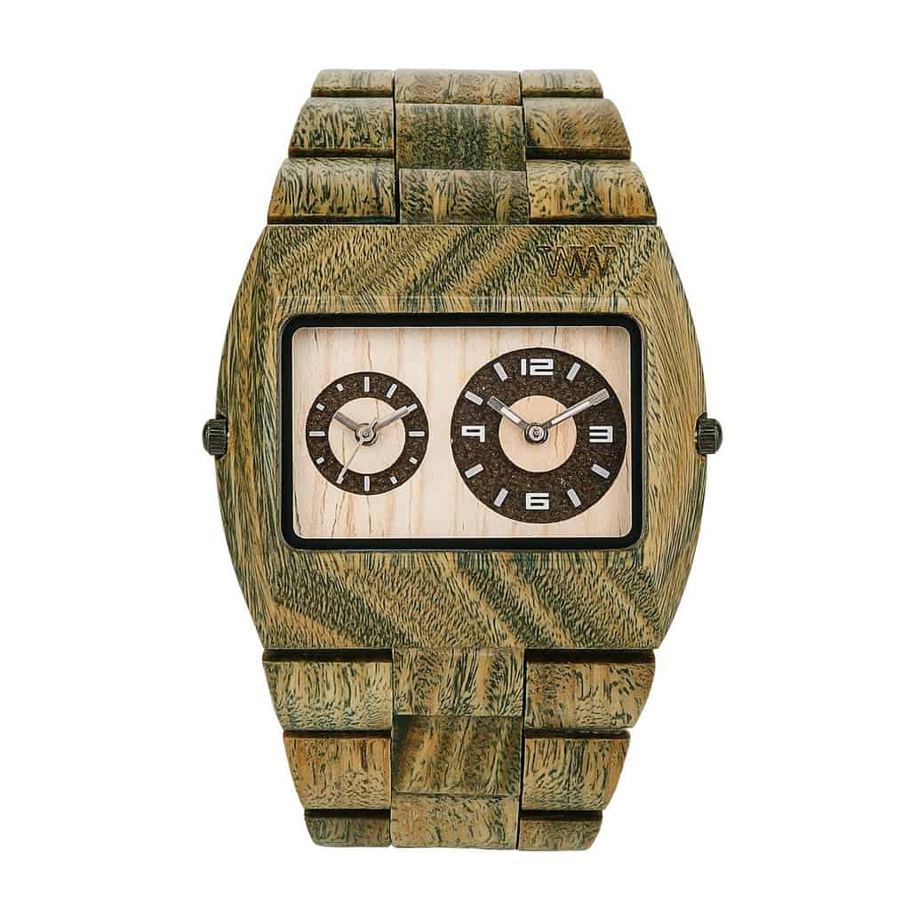 WeWOOD Jupiter Watch Mens Accessory Front View
