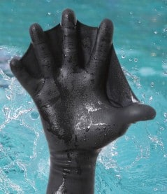 Never go underwater without this glove.