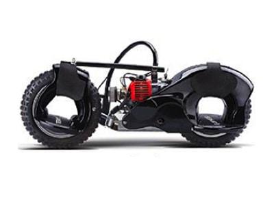 Wheelman Sexy Black Side View