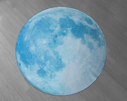 i3Lab-Blue-Moon-Waltz-Glow-in-the-Dark-Rug-Buy-Designer-Mat