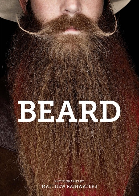 Beard Book Bushy Red Beard Manly Man