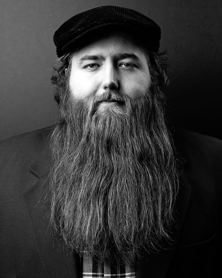 Beard Book The Sailor Look Beard