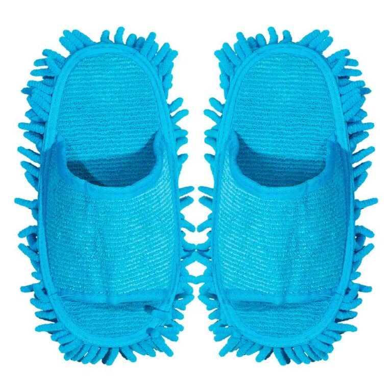Fibermop Microfiber Slippers Weird Cleaning Tool