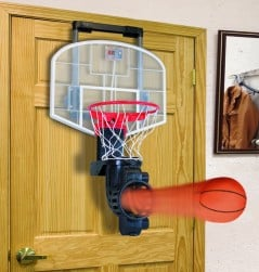 Play hoop in your bedroom.