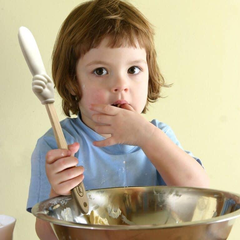Fred Batterfinger Spatula Cute Kitchen Novelty Item