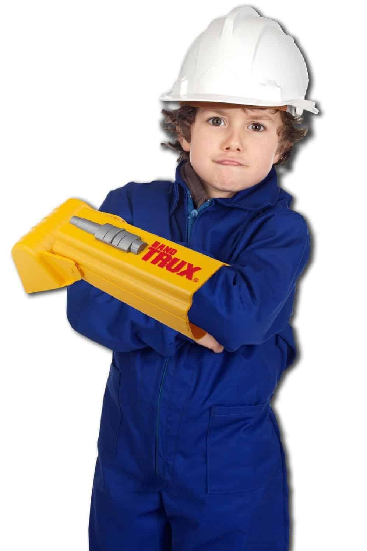 Handtrux Backhoe Child Construction Costume